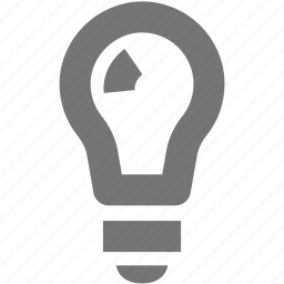 bulb, energy, home, house, idea, lamp, light bulb icon