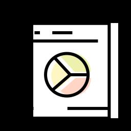 bathroom, interior, machine, wash, washing machine icon
