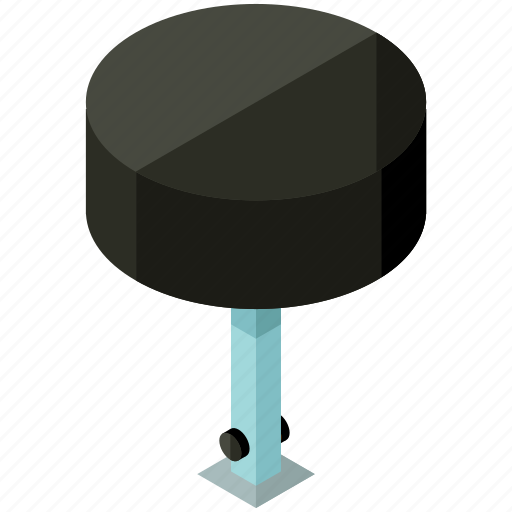 basic, decor, furnishings, furniture, interior, seat, stool icon
