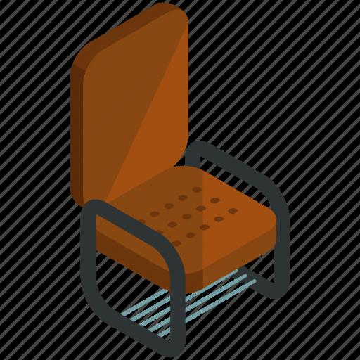 chair, comfortable, decor, desk, furnishings, furniture, interior icon