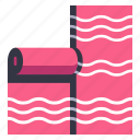 home, room, interior, wall, living, wallpaper, design icon