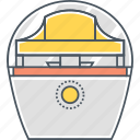 appliance, ice cream maker icon