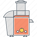 appliance, blender, juice, juice maker, juicer icon