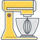 beater, blender, cooking, mixer icon
