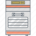appliance, cooking, oven, stove icon