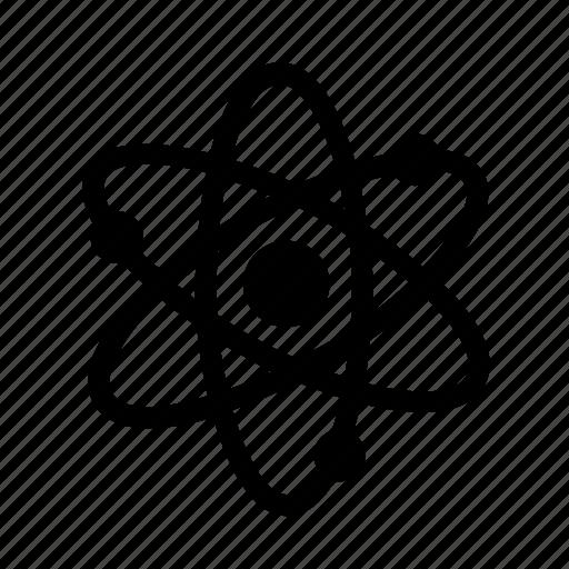 atom, atomic, atomic orbitals, atomic structure, science icon