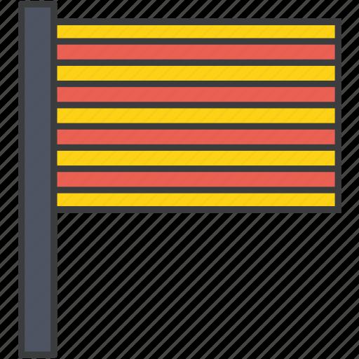 catalonia, catalunya, country, european, flag, national, region icon