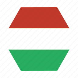 country, european, flag, hungarian, hungary, national icon