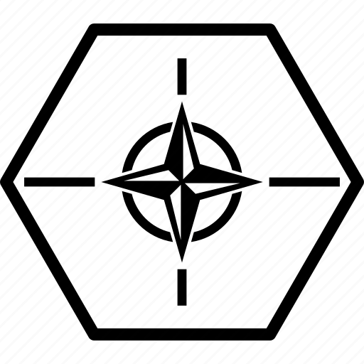flag, nato, treaty icon
