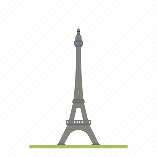 building, eiffel tower, france, landmark, monument, paris, travel icon