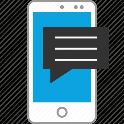 chat, internet, talk icon