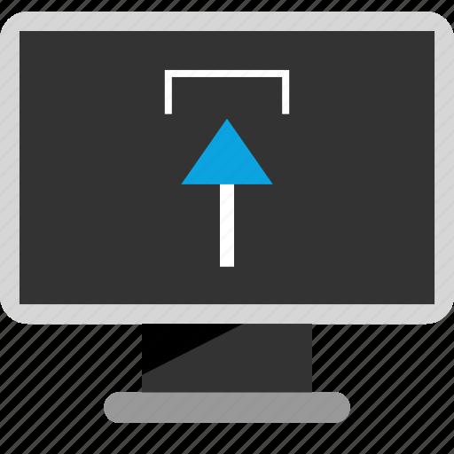 internet, up, upload icon