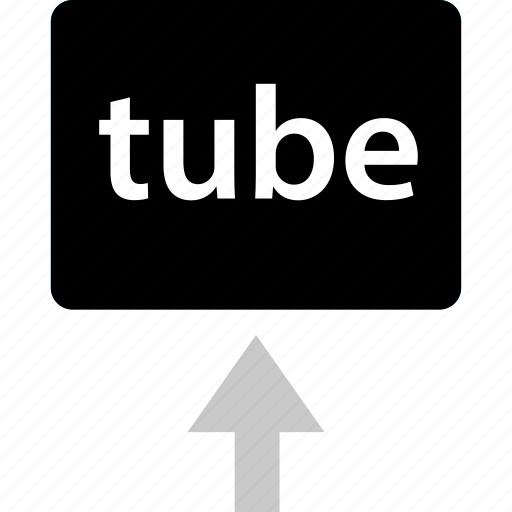 arrow, internet, online, tube, up, web icon