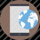 globe, internet connection, mobile, mobile data, mobile internet