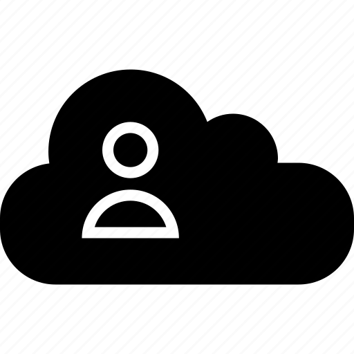 activity, cloud, internet, online, user icon