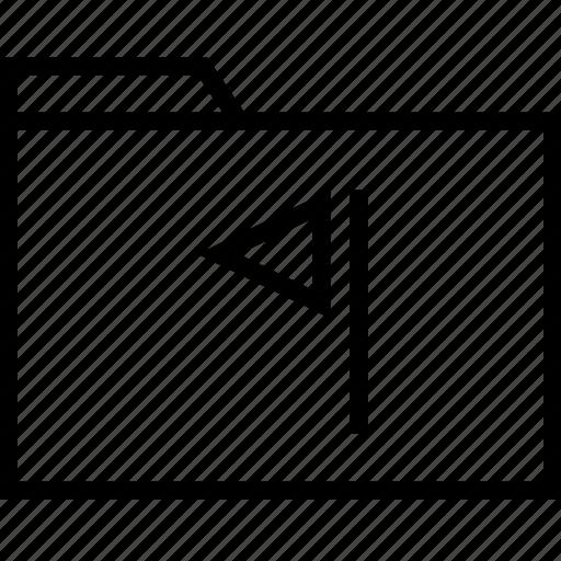 favorite, file, flag icon