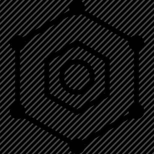 activity, eye, internet, network icon