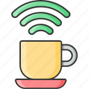 connection, internet, wifi