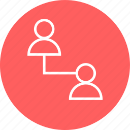 connect, connection, profile, user icon
