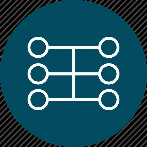 chip, data, internet, usage icon