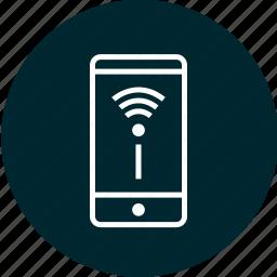 data, signal, usage, wifi icon
