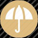 parasol, protection, shade, sunshade, umbrella