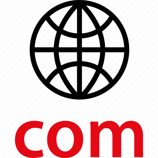 com, internet, wide, world icon