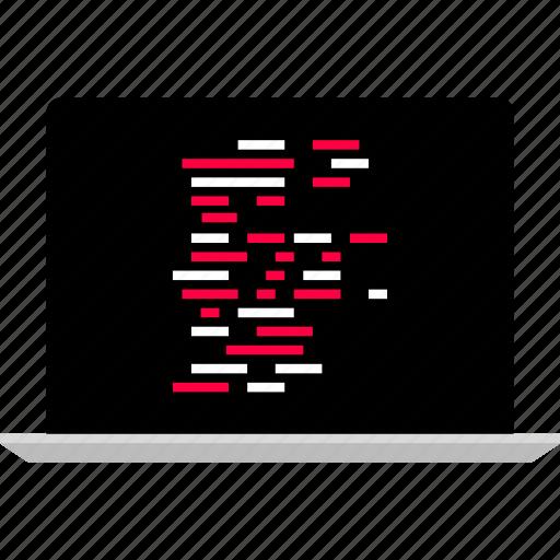 code, development, view icon