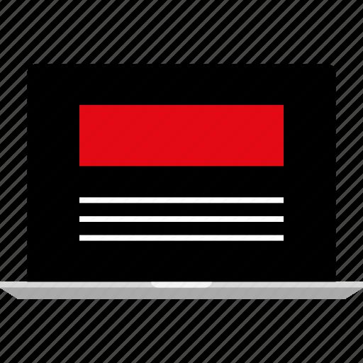 interne, mockup, web icon