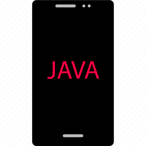 cell, java, phone icon