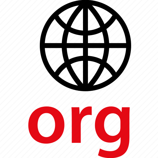extension, org, wide, world icon