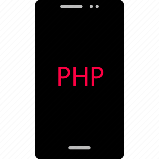 cell, development, php, web icon