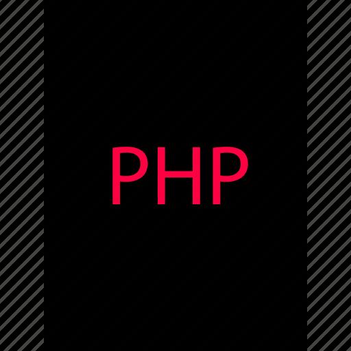 development, php, web icon