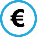 euro, fund, uk icon