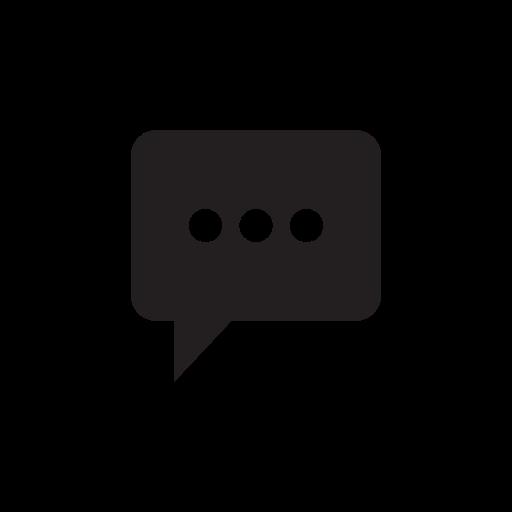 bubble, chat, comment, dialogue, message, talk, text icon