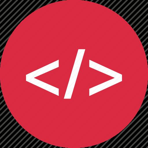 code, program, script icon