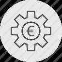 euro, gear, options, work