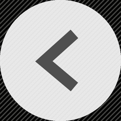 arrow, navigation, pointer icon