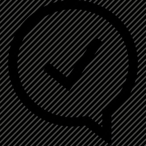 check, good, great, mark icon