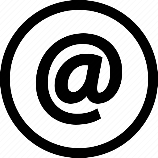 connection, email, mail icon