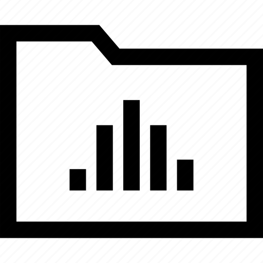bar, bars, data, graphic icon