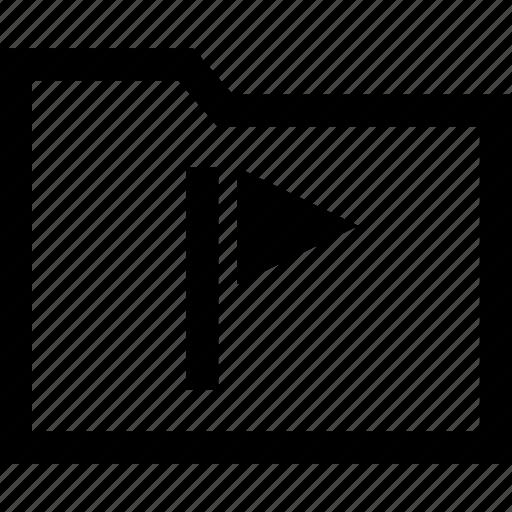 favorite, folder, save icon