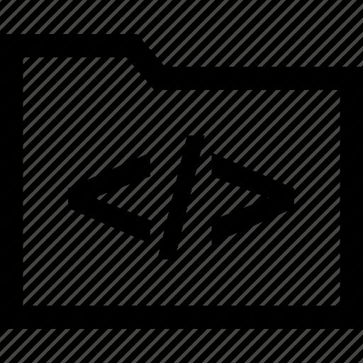 achive, folder, web icon