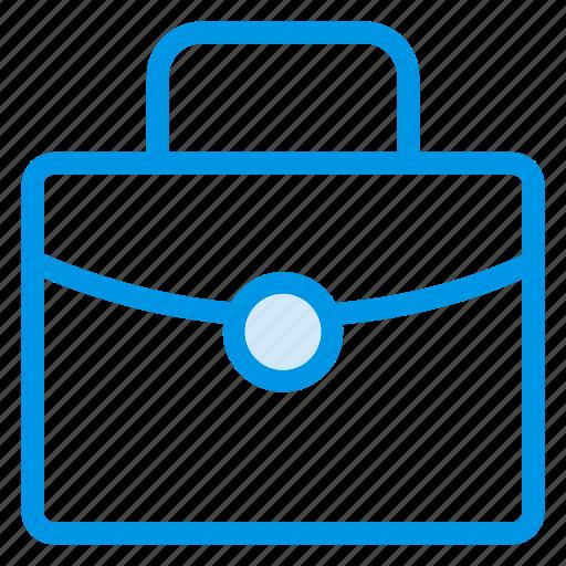 bag, briefcase, luggage, money, office, portfolio, savings icon