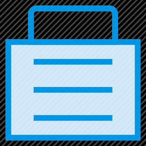 bag, briefcase, case, officebag, portfolio, suitcase, work icon