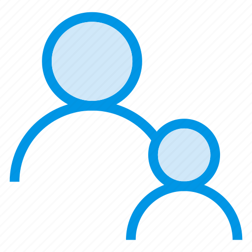 avatar, colaboration, contacts, group, people, team, users icon