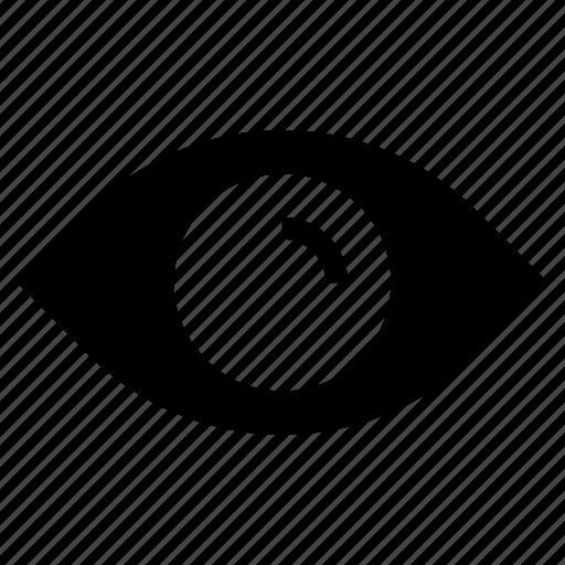 detail, display, eye, glasses, look, see, view icon