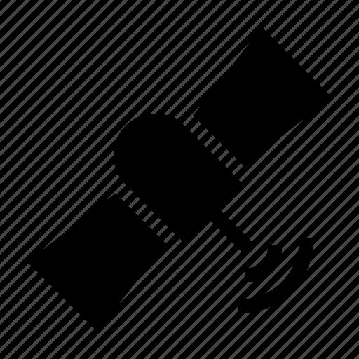antenna, gps, locate, nasa, radar, satellite, space icon