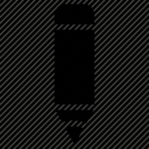 edit, pen, pencil, school, text, tool, write icon