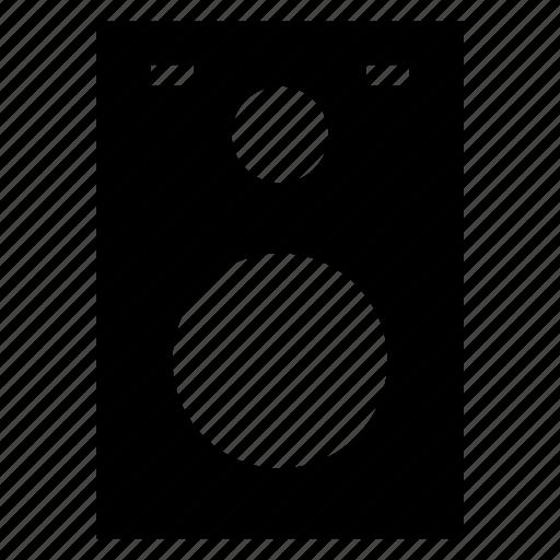 amplifier, audio, device, sound, speaker, speech, volume icon